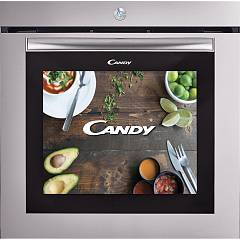 Candy Experion Forno incasso cm. 60 - inox - display touch su porta