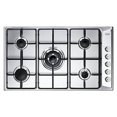 De Longhi Tal59asdv Piano cottura a gas cm 90 - inox Talent