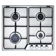 De Longhi If46asvspn Piano cottura a gas cm. 60 - inox Soft