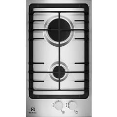 Electrolux Egg3322nvx Piano a cottura a gas cm. 29 -  inox
