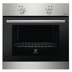 Electrolux Rzb1010aax Forno elettrico cm. 60 - inox antimpronta Easy Collection