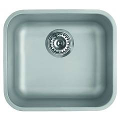 Elleci Space 450 R50 Lavello sottotop 49 x 44 - inox Space R50