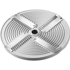 Fimar 4pz8 Disco 4pz8 4 lame ondulate 8 mm - inox
