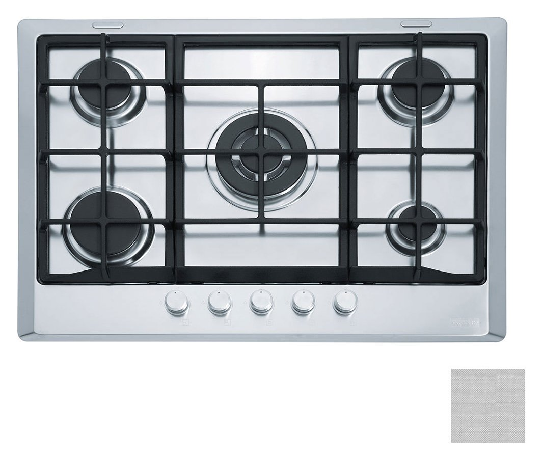Foto 1: Franke FHM 705 4G TC XT C Multi Cooking 700 Piano cottura a gas cm. 70 - microdekor 106.0037.434