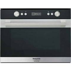 Hotpoint Ariston MP 764 IX HA Forno microonde cm. 60 - inox / nero