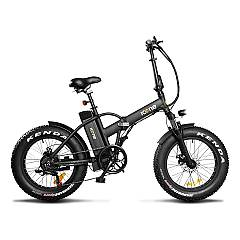 Icone Allroad Plus Bicicletta elettrica - pure black