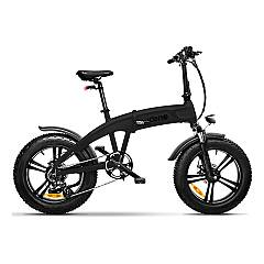Icone Idesert -x5 Bicicletta elettrica - dark night black