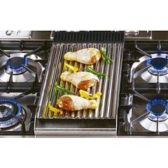 vendita Ilve G/419/03 Barbecue Intercambiabile Con Il Fry Top