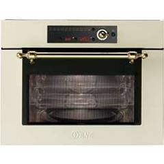 Ilve 645ntkcw - Slim Line Country Forno combinato microonde cm. 60 h 45 - colorato Slim Line Country