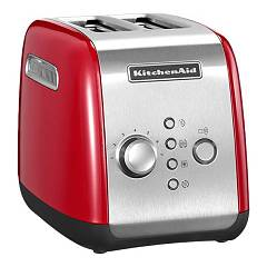 Kitchenaid Ikmt221 R Tostapane a 2 scomparti - rosso imperiale