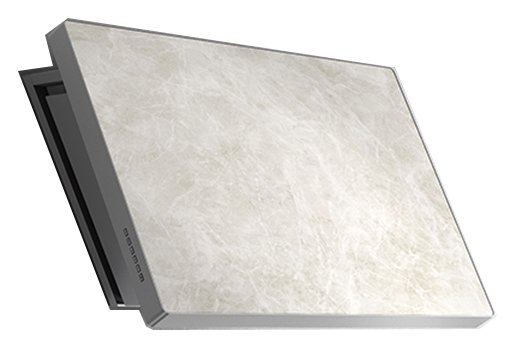 Foto 1: Lav.in L038P09E43 - SLATE Cappa a parete cm. 80 - diamond cream