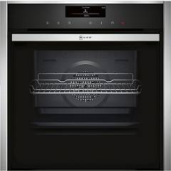 Neff B48ft68n1 Forno combinato vapore cm. 60 - inox vetro Fullsteam