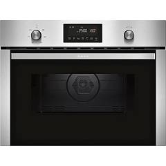 Neff C1cmg84n0 Forno combinato microonde cm 60 h 45 - inox N 50