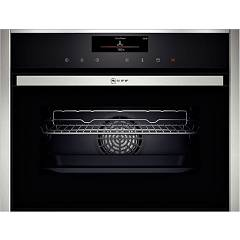Neff C18ft48n1 Forno combinato vapore cm. 60 h 45 - inox vetro Fullsteam