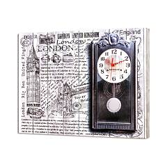 Pintdecor Big Ben Time Orologio cm. 50 x 40