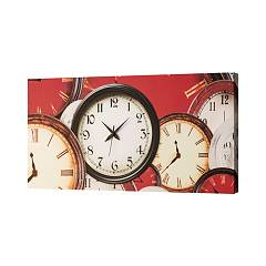 Pintdecor Old Clock Orologio cm. 80 x 40