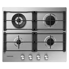 Samsung Na64h3030as/o1 Piano cottura a gas cm. 60 - inox griglie in ghisa