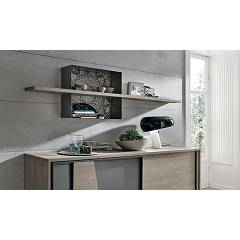 Target Point ML500 - MODUS Mensola in metallo e legno