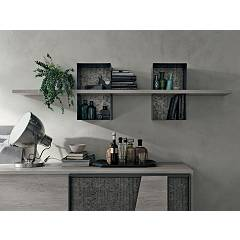 Target Point ML502 - MODUS Mensola in metallo e legno