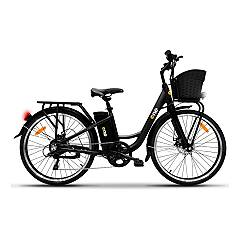 The One Light Bicicletta elettrica - matt black