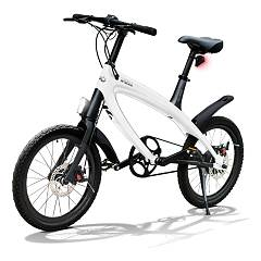 V-ita Smart Plus Solid Bicicletta elettrica - pure white